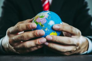 グローバル,地球儀