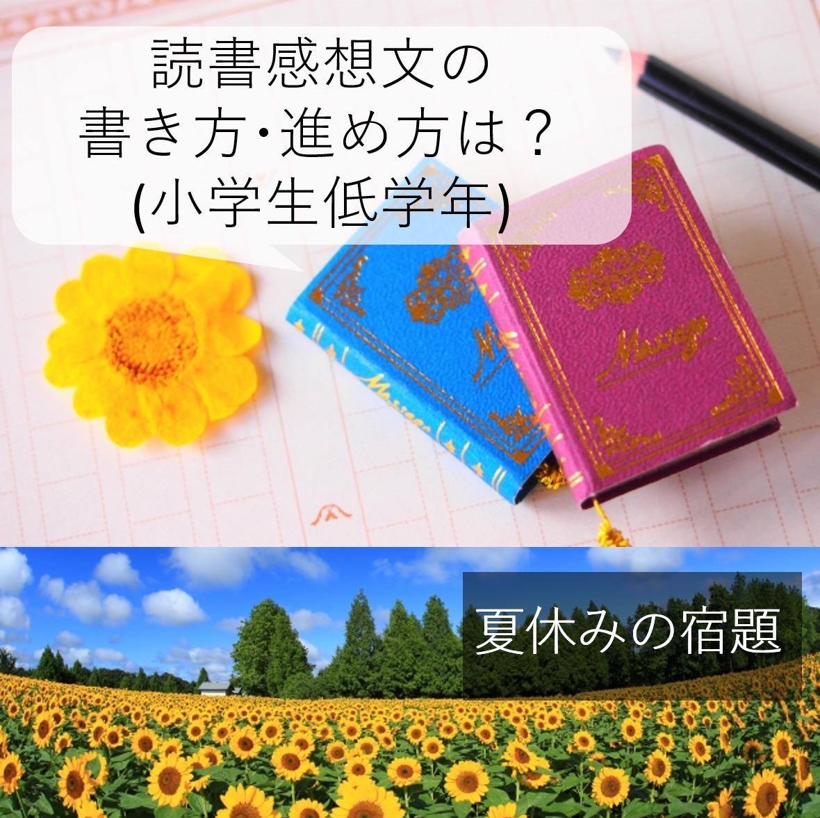 アイキャッチ画像(読書感想文)