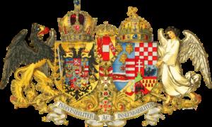 オーストリア=ハンガリー,国章,双頭
